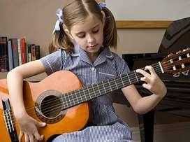 Clases de guitarra para niños en Bucaramanga
