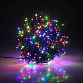 Luces navideñas led lineales