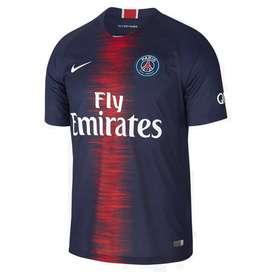 Camiseta del Paris Saint Germain (PSG) de Francia Titular 2018/19 marca Nike Original