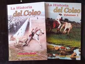 LA HISTORIA DEL COLEO VOL. 1 Y 2