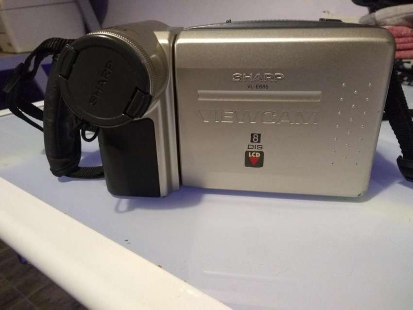 Camcorder (videogradora) Sharp 0