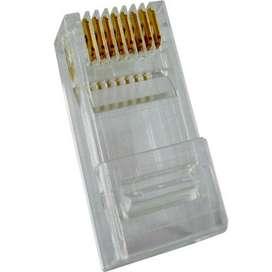CONECTOR Rj45 Cat6