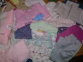 Fardito de ropa para bebe (5 a 8 meses)