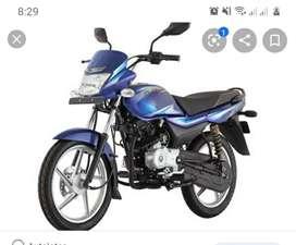 Se necesita mujer con licencia de moto solo para conducir