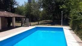 Alquilo casa con piscina en san pedro de colalao
