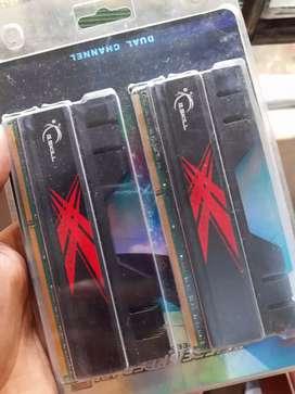 Memoria RAM GSkill DDR3 4GB kit 2x2GB