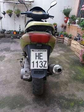 Motoneta verde(motor1)