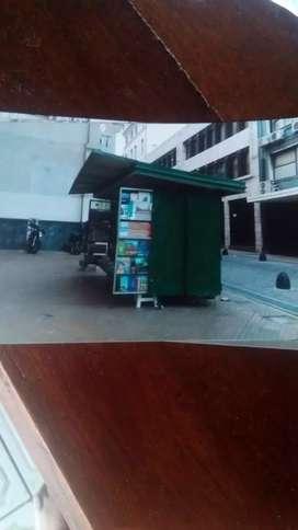 Kiosco de Revistas y Diarios(papeles al día)
