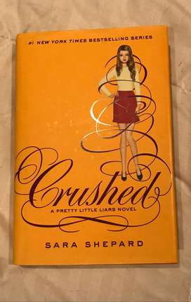 Libro Crushed (saga), Sara Shepard
