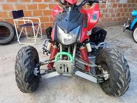Vendo Cuatriciclo cc300