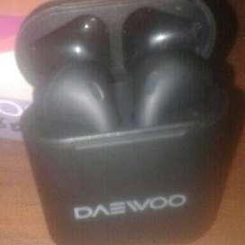 Earphones DAEWOO sense candy BLACK