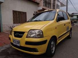 ¡Gangazo! Taxi Atos modelo 2003 en buen estado, papeles al día, listo para trabajar a 40000000