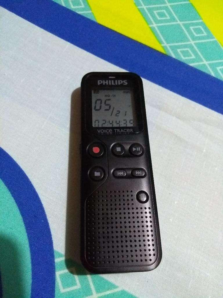 Vendo Grabadora Periodística Philips 0