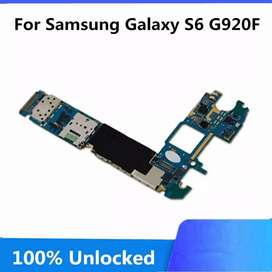 Placa madre Samsung Galaxy S6 imei original