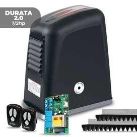 Motor de cremallera Para Puerta Automatica De Garaje Garen 2.0 Durata-kit motor de 2000kg uso industrial