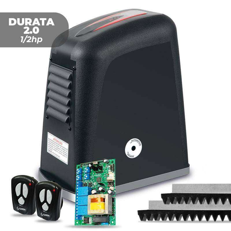 Motor de cremallera Para Puerta Automatica De Garaje Garen 2.0 Durata-kit motor de 2000kg uso industrial 0