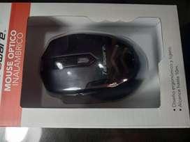 Vendo Mouse Gamer Inalámbrico