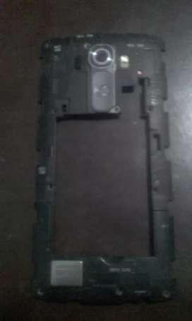 Placa trasera de LG G4