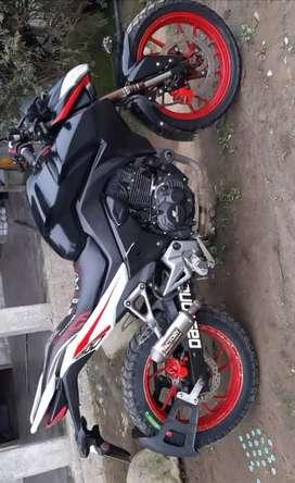 De oportunidad se vende una moto en buen estado 10 de 10