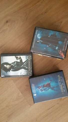 VENDO PELÍCULAS EN DVD