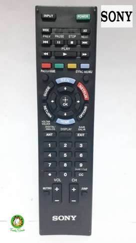 Control Remoto Para Tv Lcd/led Smart 3d Sony Bravia