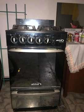 Estufa de gas con horno