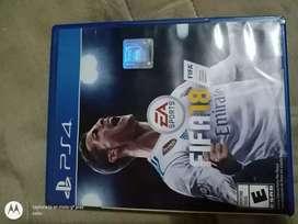 Vendo FIFA 2018