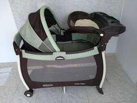 Corral para bebé marca Graco