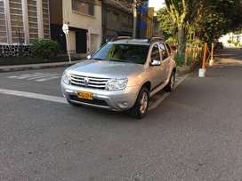 Renault Duster Dynamique 2013  Mecánica