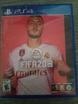 Video juego FIFA 20
