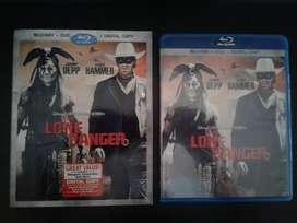 Blu-ray el llanero solitario 2 discos