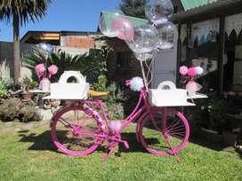 Vendo bicicleta para candy bar