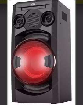 Liquido Torre De Sonido Jvc Xse51p6b Con Bluetooth Y Karaoke