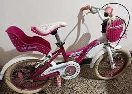 Bicicleta rodado 16 en perfecto estado