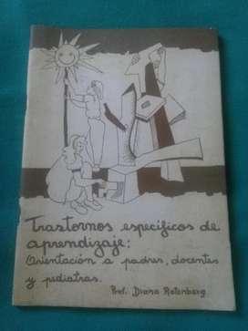 TRASTORNOS ESPECIFICOS DE APRENDIZAJE . ORIENTACION A PADRES ROTENBERG