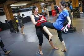 Defensa personal, Artes marciales mixtas