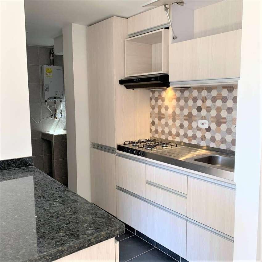 Apartamento segundo piso, 2 habitaciones, conjunto  Naranjo 3, 0