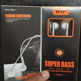 Audífonos SuperBass (MTF)