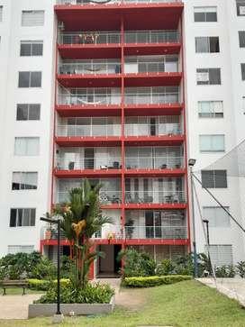 Torres de Salerno Apartamento, 3 habitaciones Parqueadero cubierto