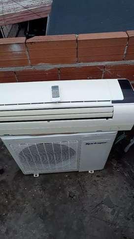 Aire acondicionado frío calor 5500 frigorias