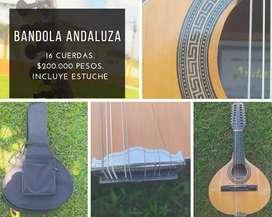 Bandola Andaluza 16 cuerdas