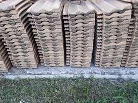Vendo tejas