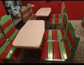 Mesas y sillas Wimby