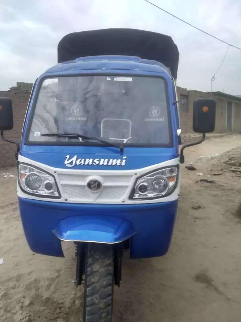 Carguero yansumy 300 cc