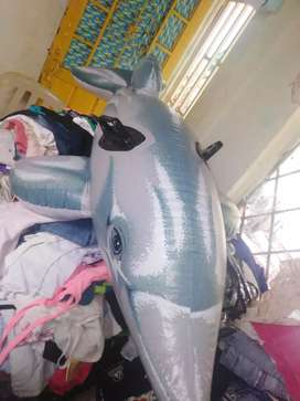 Delfin inflable
