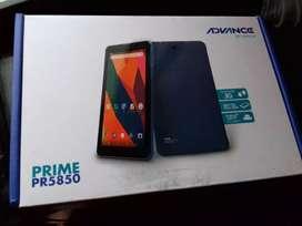 Tablets Advance nuevo de tienda