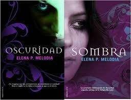 Dos Libros - Oscuridad -  Sombra My Land - Elena P. Melodia 0