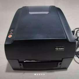 Impresora codigo de barras en buen estado