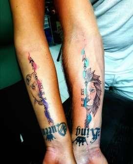Tatuajes ecxelente Cálida Y Diseños