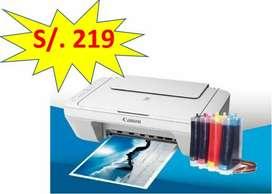 Nueva Impresora Canon Multifuncional
